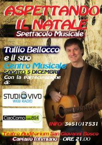 Promo Natale Tullio 2015